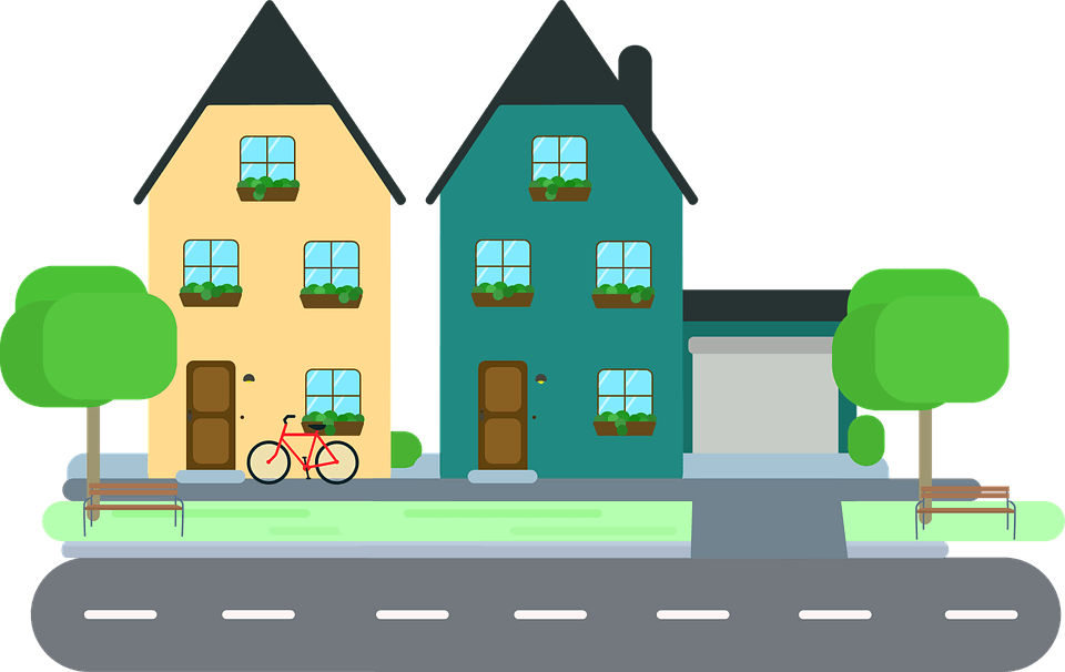 Rumah kost minimalis